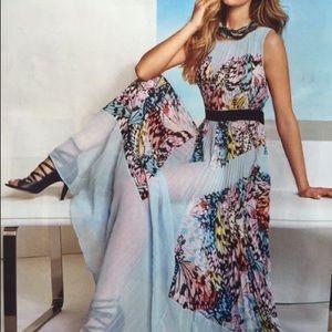 Bcbgmaxazria Kayda gown L